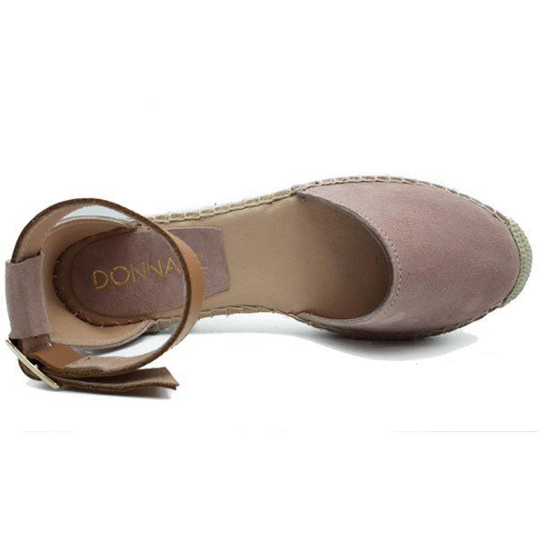 producto mostaza rosa calzado