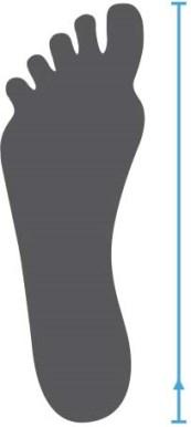 Guía de tallas zapatos